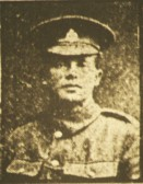 Chatteris WW1 Soldier L/Cpl Stanley Bush (3/9328). Chatteris Remembers Biography