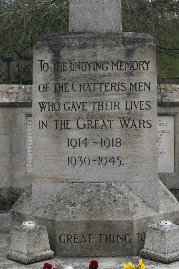 Chatteris WW1 Soldier William Green (1034), Chatteris Remembers Biography