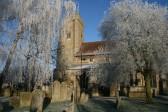 Chatteris Churchyard November 2012