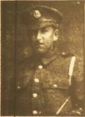Chatteris WW1 Soldier Charles Bull (42166). Chatteris Remembers Biography