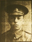 Chatteris WW1 Soldier Herbert William Granger (12600). Chatteris Remembers Biography