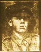 Chatteris WW1 Soldier Robert Hall (18637). Chatteris Remembers Biography