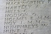 Chatteris WW1 Soldier Charles Hills (17052). Chatteris Remembers Biography