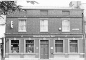 National Westminster Bank , Market Hill, Chatteris. Stuart Stacey Collection.
