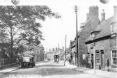 High Street , Chatteris, around the 1920s? Stuart Stacey Collection