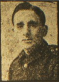 Chatteris WW1 Soldier John Negus (900). Chatteris Remembers Biography