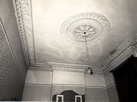 Chatteris House Interior Ceiling