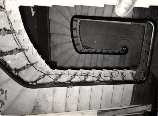 Chatteris House - Stairwell