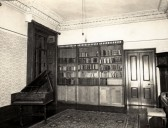 Chatteris House - the library/music room