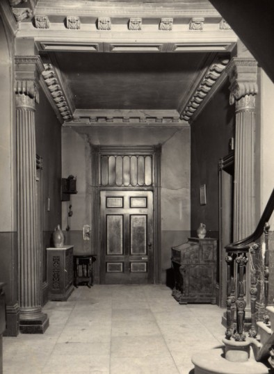 Chatteris House Front Hall