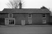 Row of Cottages in East Park street, Chatteris. Stuart Stacey Collection.
