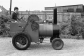 Childs Steam Tractor Engine- Stuart Stacey Collection