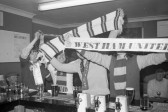 Chatteris celebrate West Ham United-Stuart Stacey Collection
