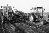 Tractors Harvesting Sugar Beet- Stuart Stacey Collection