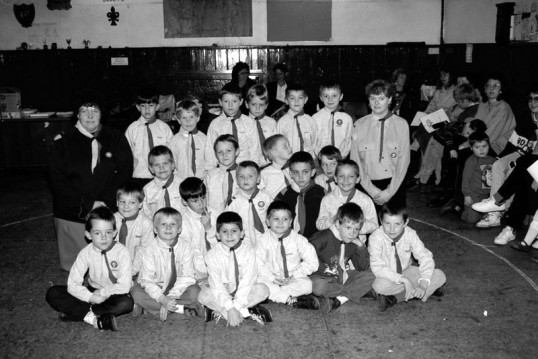 Chatteris Beavers-Stuart Stacey Collection