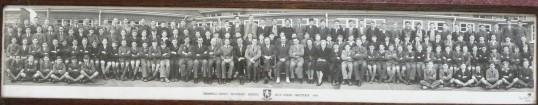 Cromwell Boys School 1948