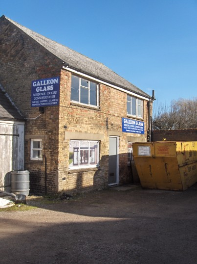 Premises of Galleon Glass Station Road Chatteris