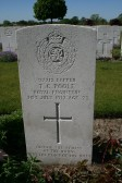 Chatteris WW1 Soldier Thomas Charlie Poole 97712. Chatteris Remembers Biography