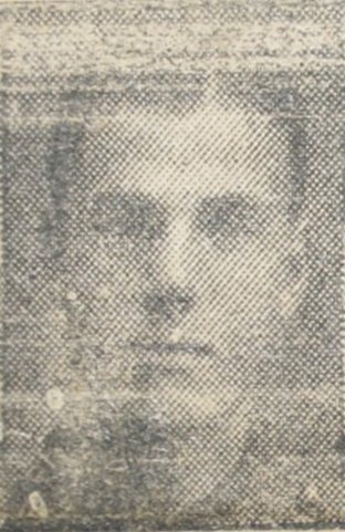 Chatteris WW1 Soldier Charles Henry Barber 203196. Chatteris Remembers Biography