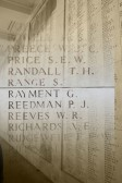 Chatteris WW1 Soldier George Rayment (22800). Chatteris Remembers Biography