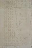 Chatteris WW1 Soldier Joseph William Clarke 41231. Chatteris Remembers Biography