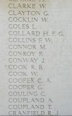 Chatteris WW1 Soldier George Cooper 40279. Chatteris Remembers Biography