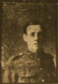 Chatteris WW1 Soldier Arthur Hopkins 42130 Chatteris Remembers Biography