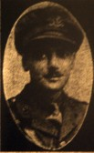 Chatteris WW1 Soldier Lt Henry Kenyon Bagshaw. Chatteris Remembers Biography