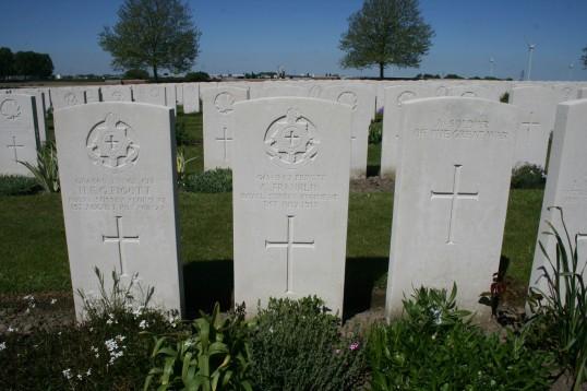 Chatteris WW1 Soldier Albert Franklin G/14947. Chatteris Remembers Biography