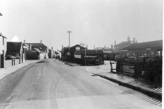 Huntingdon Road? Stuart Stacey Collection