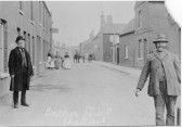 Anchor Street, Chatteris. Stuart Stacey Collection.