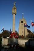 Chatteris WW1 Soldier Charles Malcolm Aldridge 81080. Chatteris Remembers Biography