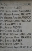 Chatteris WW1 Soldier Percy Jonah Ambrose 57793. Chatteris Remembers Biography
