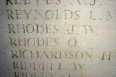 Chatteris WW1 Soldier Oakey Rhodes 65755. Chatteris Remembers Biography