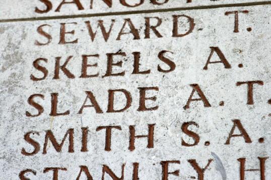 Chatteris WW1 Soldier Arthur Skeels 36618 Chatteris Remembers Biography