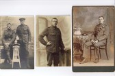 Chatteris WW1 Soldier Frank Wheeler (L/7766). Chatteris Remembers Biography