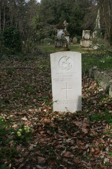 Chatteris WW1 Soldier Laurie Whitney (2900018). Chatteris Remembers Biography