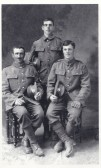 Chatteris WW1 Soldier Edward Savage 26350. Chatteris Remembers Biography