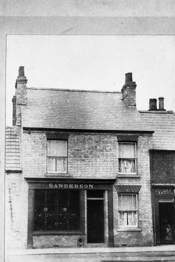 Sanderson Shop, Chatteris