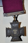 Chatteris WW1 Soldier George William Burdett Clare VC . Chatteris Remembers Biography