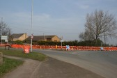 Alteration to Roundabout at Junction of A141 & A142