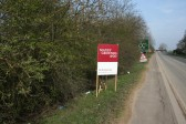 Site For Sale Sign A141