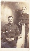 Chatteris WW1 Soldier Fred Mottram 26744. Chatteris Remembers Biography