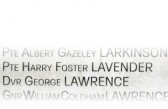Chatteris WW1 Soldier George Lawrence 51712. Chatteris Remembers Biography