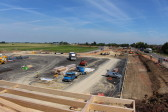 Tesco development, Chatteris.