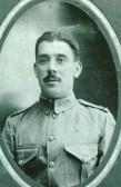 Soldier Martyn Bentley Hodson of WW1