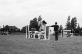 Gymkhana, Horse  Show Jumping Event-Stuart Stacey Collection