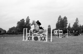 Gymkhana- horse riding event-Stuart Stacey Collection