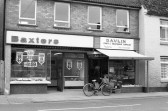 Baxters Butchers & Davlin Fruit &Vegetable Supplies High Street-Stuart Stacey Collection