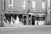 Chic Boutique & Bonnetts Bakery in High Street,Chatteris-Stuart Stacey Collection
